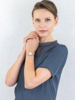 Zegarek damski Obaku Denmark Bransoleta V153LCIMC - duże 4