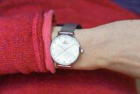 Obaku Denmark V186LXCWMC zegarek damski fashion/modowy Slim bransoleta