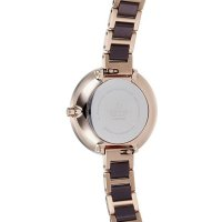 Zegarek damski Obaku Denmark bransoleta V195LXVNSN - duże 5