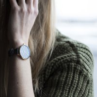 Zegarek Obaku Denmark LIV - PEBBLE - damski  - duże 11