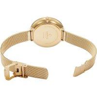 Obaku Denmark V211LXGIMG Slim MYNTE - GOLD zegarek damski klasyczny mineralne