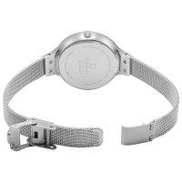 zegarek Obaku Denmark V221LRCWMC GRY - STEEL Solar mineralne