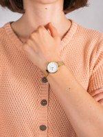 Obaku Denmark V223LXGIMG damski zegarek Slim bransoleta