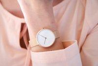 Zegarek Obaku Denmark HASSEL NATUR - ROSE - damski  - duże 7