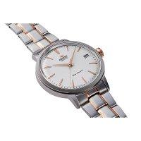 Orient RA-AC0008S10B zegarek srebrny klasyczny Classic bransoleta