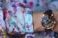 Orient RA-AG0017Y10B Blue Moon II Automatic zegarek klasyczny Contemporary