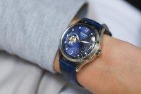 Orient RA-AG0018L10B Contemporary Blue Moon II Automatic zegarek damski klasyczny mineralne