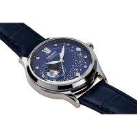 zegarek Orient RA-AG0018L10B automatyczny damski Contemporary Blue Moon II Automatic