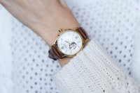 Zegarek damski Orient contemporary RA-AG0024S10B - duże 11