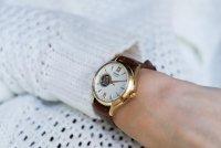 Zegarek damski Orient contemporary RA-AG0024S10B - duże 12