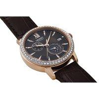 Orient RA-AK0005Y10B Contemporary klasyczny zegarek różowe złoto