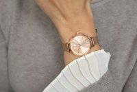 zegarek OUI  ME ME010095 różowe złoto Amourette