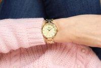 Pierre Ricaud P22062.111SQ zegarek złoty biżuteryjny Bransoleta bransoleta