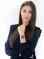 Pierre Ricaud P22096.511AQ zegarek damski Bransoleta
