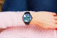 Zegarek damski Pierre Ricaud Pasek P22045.B26AQ - duże 4