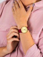 Zegarek damski Pierre Ricaud Pasek P51074.1011Q - duże 5