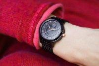 Puma P1010 zegarek czarny klasyczny Reset bransoleta