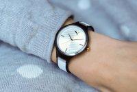 Puma P1019 zegarek czarny klasyczny Reset pasek