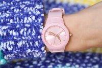 Puma P1023 Reset klasyczny zegarek różowy