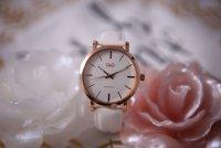 QQ Q892-111 damski zegarek Damskie pasek