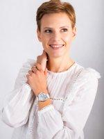 Zegarek damski QQ Damskie QA20-301 - duże 4