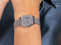 Zegarek damski retro  VINTAGE Midi LA690WEM-7EF szkło akrylowe - duże 6