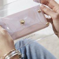 Rosefield QVSGD-Q013 Boxy Boxy zegarek damski fashion/modowy mineralne