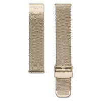 Rosefield QWSG-Q03 zegarek złoty fashion/modowy Boxy bransoleta