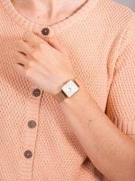 Rosefield QWSR-Q01 damski zegarek Boxy bransoleta