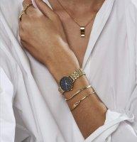 Rosefield 26BSG-268 zegarek złoty klasyczny The Small Edit bransoleta