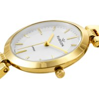 zegarek Rubicon RNBE30GISX03BX złoty Bransoleta
