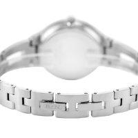 Rubicon RNBE31SISX03BX zegarek srebrny klasyczny Bransoleta bransoleta