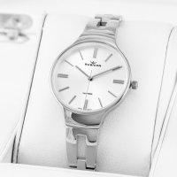 Rubicon RNBE31SISX03BX damski zegarek Bransoleta bransoleta