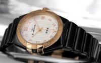 Rubicon RNPD33TMSX03BX zegarek damski Bransoleta