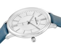 Rubicon RNAE27SISX03BX damski zegarek Pasek pasek