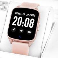 zegarek Rubicon RNCE42RIBX01AX kwarcowy damski Smartwatch