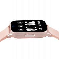 zegarek Rubicon RNCE42RIBX01AX różowy Smartwatch