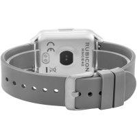 zegarek Rubicon RNCE42SIBX01AX srebrny Smartwatch