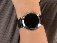 Zegarek damski Rubicon Smartwatch RNAE36SIBX05AX szkło mineralne - duże 6