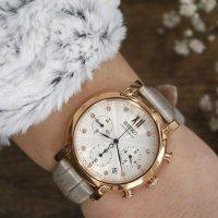 Zegarek damski Seiko chronograph SRW834P1 - duże 6