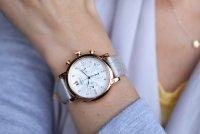 Zegarek damski Seiko chronograph SRW834P1 - duże 9