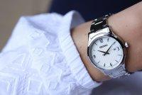 Seiko SXDG93P1 damski zegarek Classic bransoleta