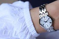 Seiko SWR025P1 damski zegarek Premier bransoleta