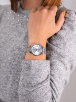 Seiko SRP841J1 damski zegarek Presage bransoleta
