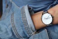 Skagen SKW2775 zegarek srebrny klasyczny Anita bransoleta