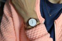 zegarek Skagen SKW2665 różowe złoto Freja