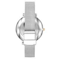 Skagen SKW2662 zegarek srebrny klasyczny Hagen bransoleta