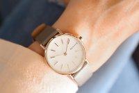 Skagen SKW2697 SIGNATUR Signatur klasyczny zegarek różowe złoto