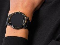 Garett 5903246286502 Smartwatch Garett Lady Lira czarny zegarek sportowy Damskie