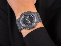 Zegarek damski sportowy  G-SHOCK S-Series GMA-S140-8AER S-SERIES szkło mineralne - duże 6